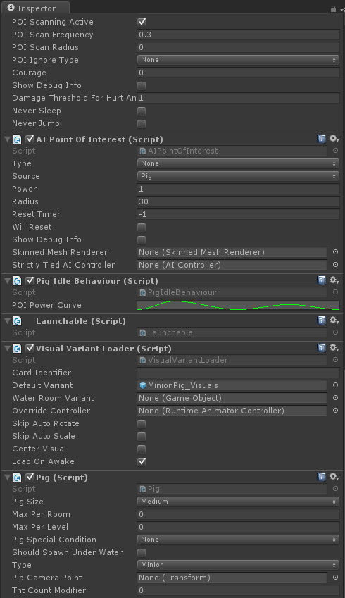Unity-Inspector
